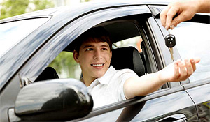 Rookie Driver parents home pic